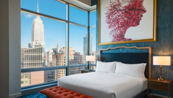 Renaissance New York Chelsea Suite